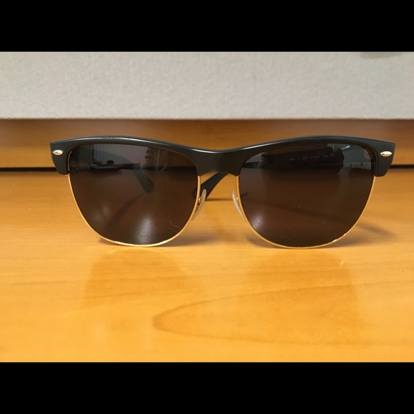 Ray-Ban Accessories   Clubmaster Oversized Rb4175 Rayban   Poshmark c77b87391413